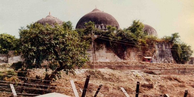 UP government working for only one community, claims Babri panel
