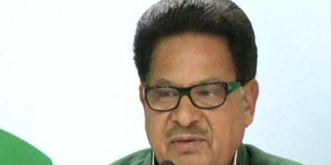 PL पुनिया को अब मिल सकता है झारखंड कांग्रेस का प्रभार