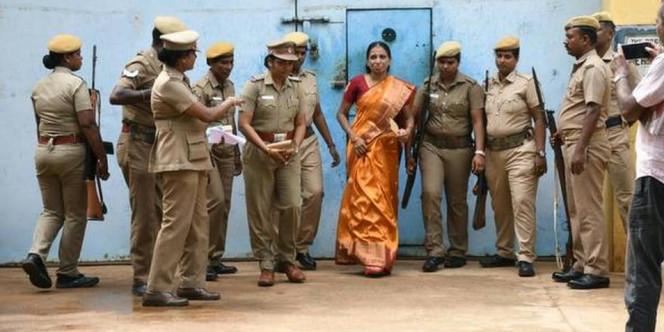 Rajiv Gandhi assassination case: Nalini comes out of prison