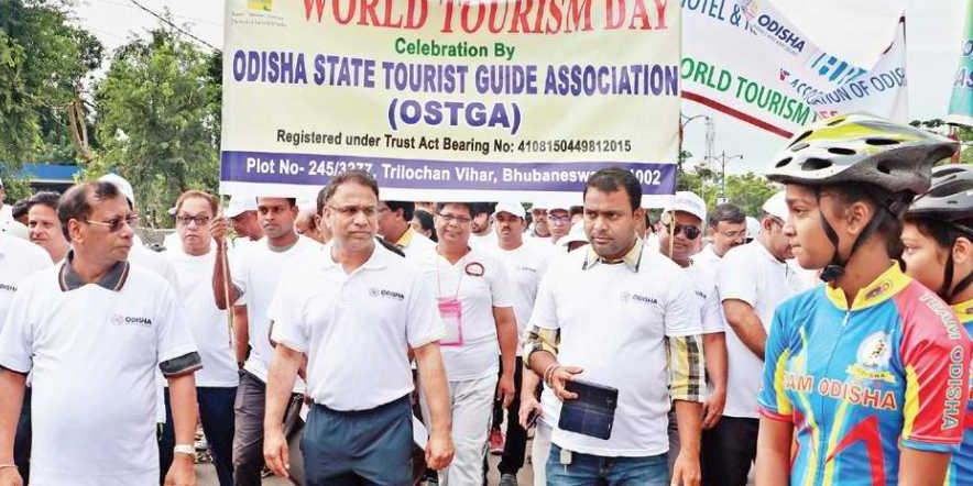 Tourism Day: CM Naveen Patnaik woos tourists to Odisha