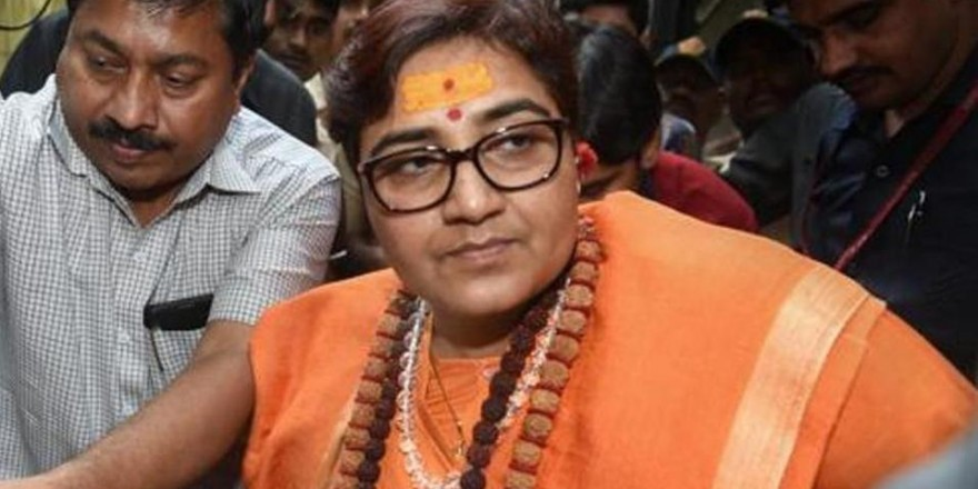 Malwa polling officer submits report on Pragya Thakur's Godse comment; EC to take call on matter today