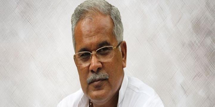 Baghel seeks Center's assistance for development of state
