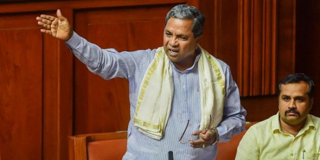 Siddaramaiah appointed as Leader of Opposition