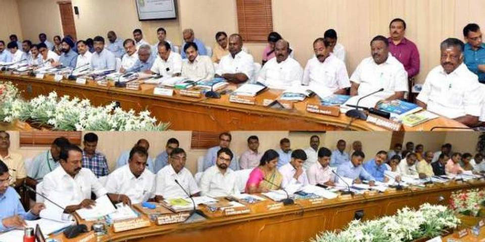 CM seeks monthly update from Collectors on schemes
