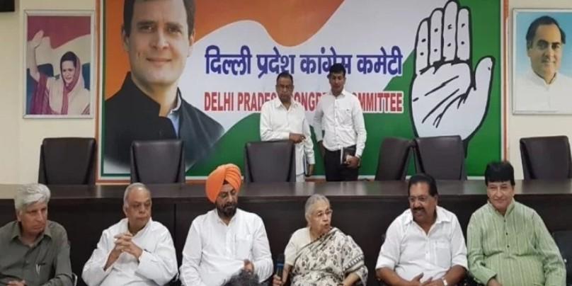 चुनाव प्रचार अभियान में पिछड़ रही कांग्रेस, प्रदेश नेतृत्व को हाईकमान से हरी झंडी का इंतजार