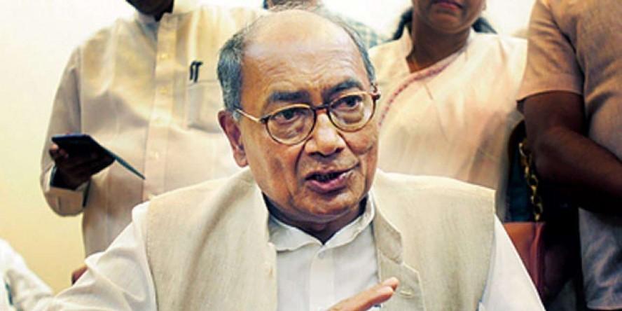 साध्वी प्रज्ञा ठाकुर पर दिग्विजय सिंह ने साधी चुप्पी, कहा- कुछ नहीं कहूंगा