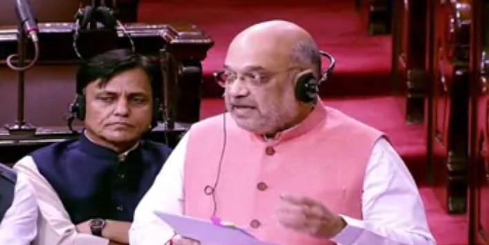 जम्मू कश्मीर में राष्ट्रपति शासन बढ़ाने का प्रस्ताव राज्यसभा में पेश, सपा का समर्थन