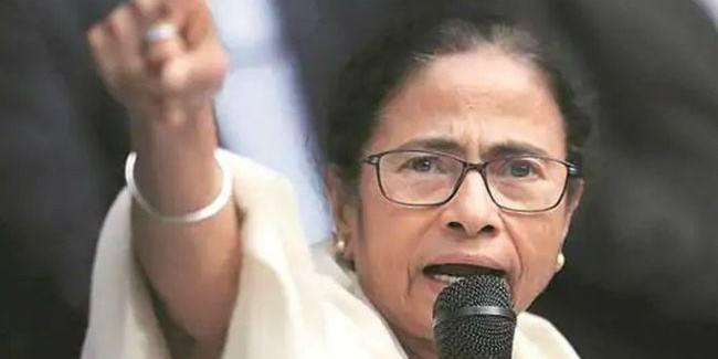 Cut money protest reaches Mamata Banerjee's residence