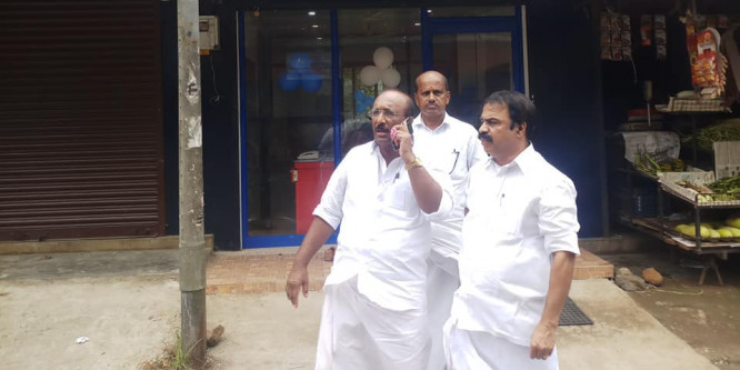 No reason of blamming DCC for Konni bypoll defeat: DCC president