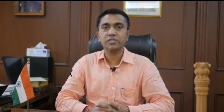 Government to e-auction iron ore dumps lying in Goa: Pramod Sawant