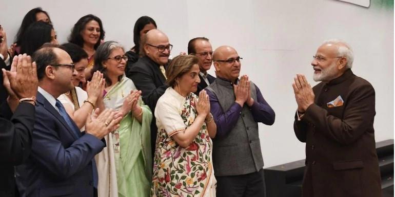 हाउडी मोदी: 'पाकिस्तान से हमें आजादी दिलाएं मोदी और ट्रंप'