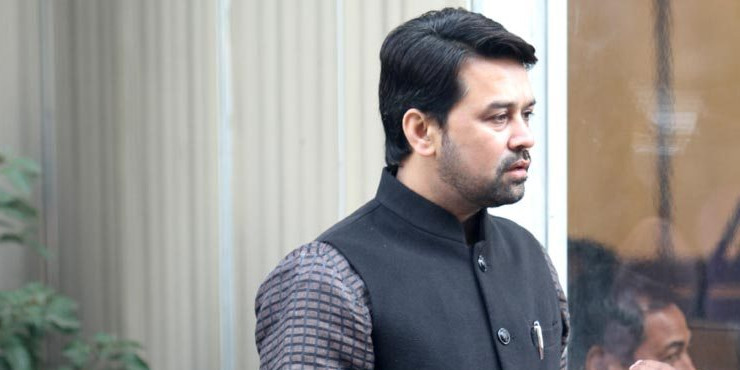 Centre to take more measures to boost country's economy, says Anurag Thakur