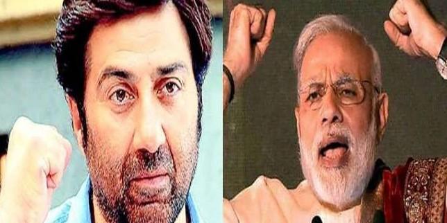 सनी देओल ने PM मोदी के ट्वीट का दिया जोशीला जवाब, कहा- हुण चक्क दांगे फट्टे