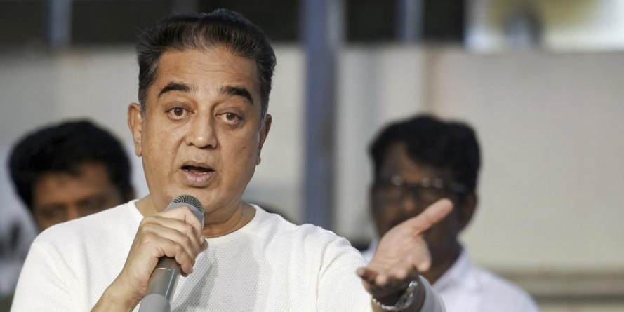 Governments Have Never Spoken Truth About Atomic Equipments: Kamal Haasan