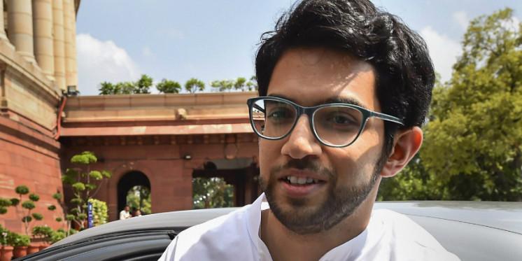 Shiva Sena Workers in Worli Want Aaditya Thackeray to Contest Upcoming Maharashtra Polls