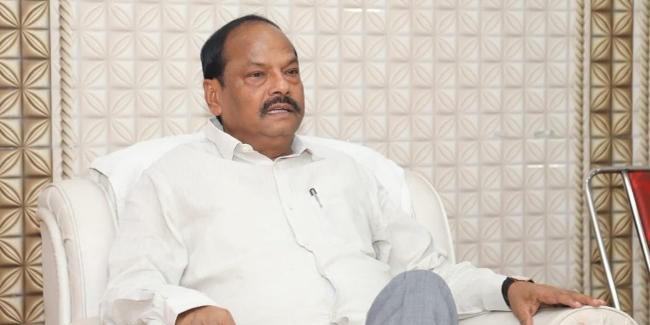 मुख्यमंत्री रघुवर दास ने कहा- बरसात के पानी का संचयन पर हमें बल देना है