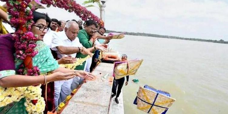 Karnataka has cleared T.N. quota of water: Yediyurappa