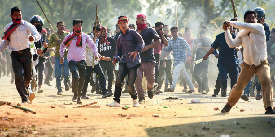 Tripura students body wants CM to quit after cops file case