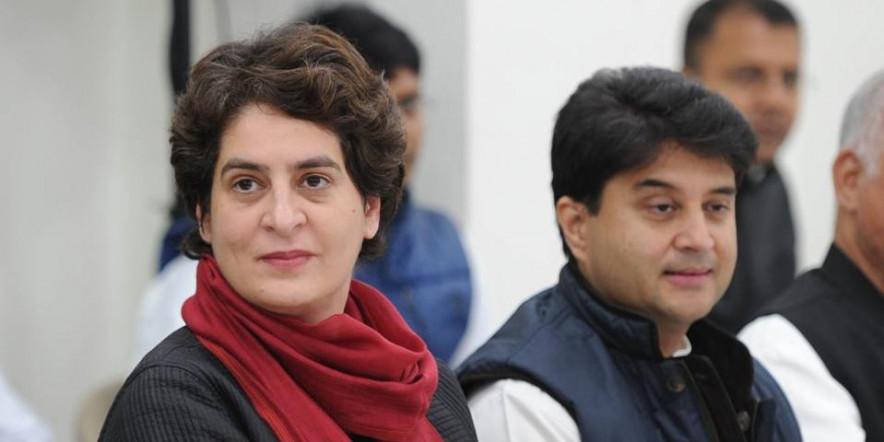'प्रियंका गांधी को सलाह देने की हैसियत नहीं'