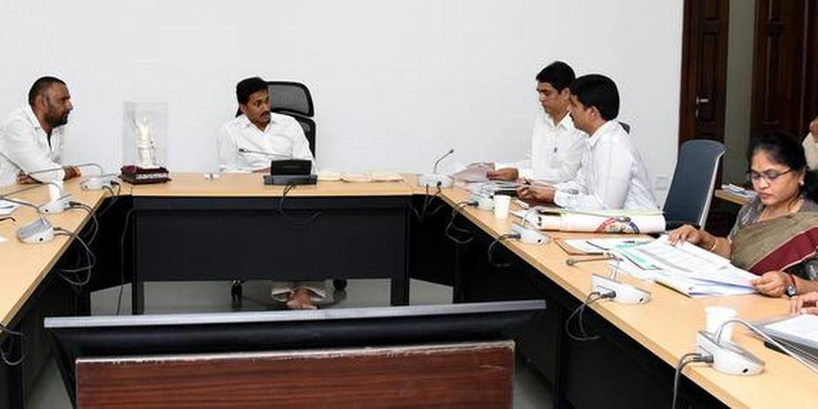 Attempts being made to bring disrepute to govt.: Jagan