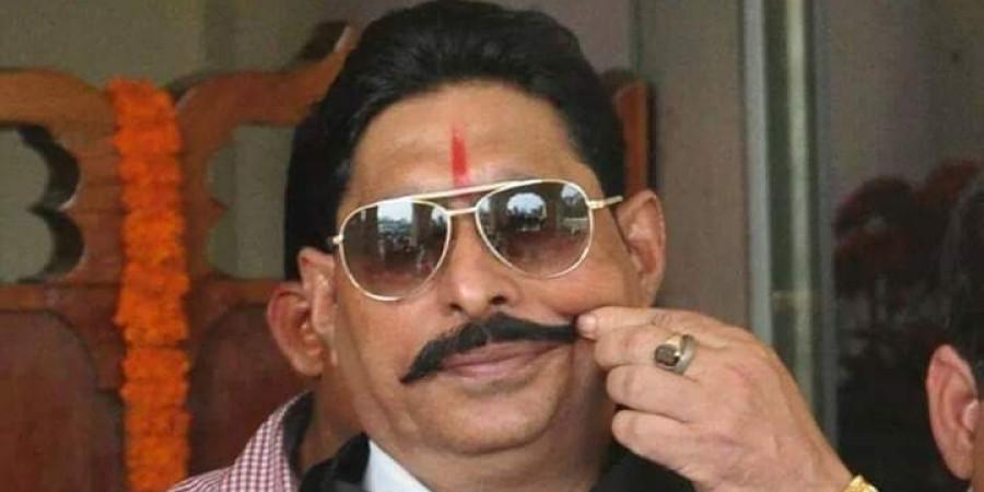 बाहुबली अनंत ने पुलिस को ललकारा- नहीं डरता