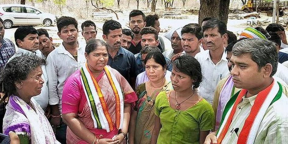'Adivasis ignored by TRS government