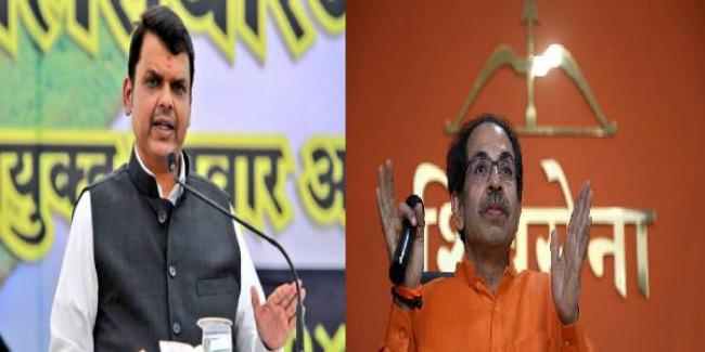 शिवसेना की शर्त के बीच फडणवीस ने फिर दोहराया- BJP के नेतृत्व में बनेगी सरकार