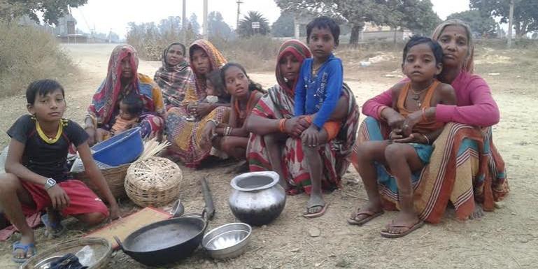 एक तरफ 15 अगस्त का जश्न मनेगा, दूसरी ओर बिहार के 'डोम' लोगों को बेघर किया जाएगा