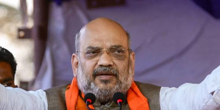 झारखंड में अमित शाह की रैली से पहले आईईडी विस्फोट, भाजपा दफ्तर को पहुंचा नुकसान