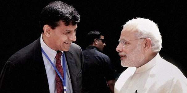 रिजर्व बैंक के पूर्व गवर्नर रघुराम राजन ने मंदी पर मोदी सरकार को किया सतर्क