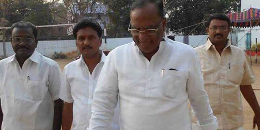TRS announces Gutha Sukender Reddy as MLC candidate