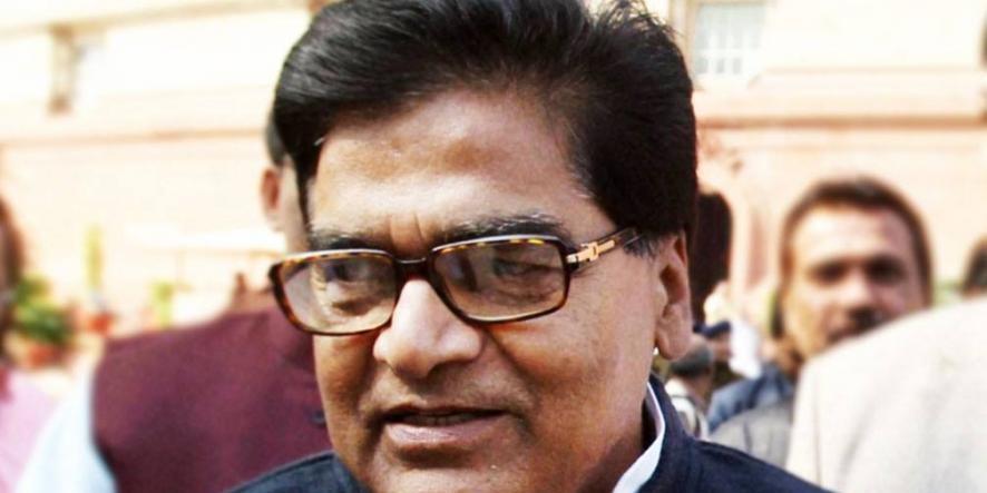 मायावती को PM बनाने के सवाल पर रामगोपाल ने दिया विवादित बयान