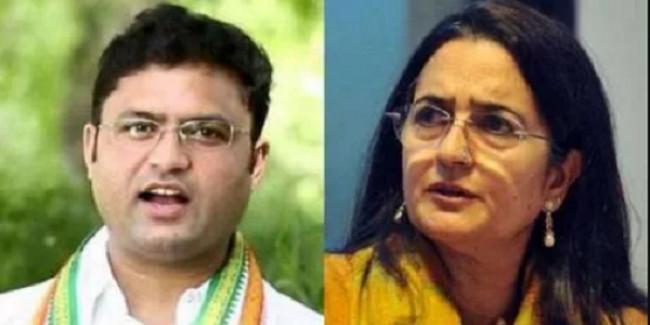 हरियाणा कांग्रेस की अध्यक्ष बनीं कुमारी शैलजा तो नाराज हुए ये दिग्गज नेता