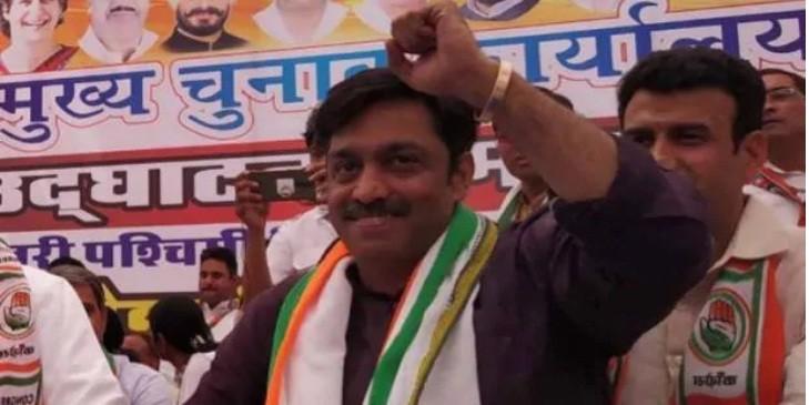 कांग्रेस प्रत्याशी राजेश लिलोठिया ने केजरीवाल को बताया गिरगिट