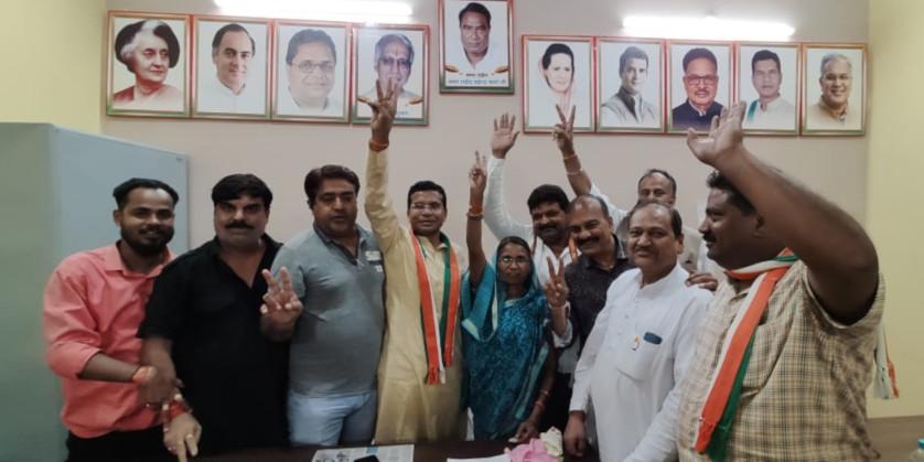Dantewada Bypoll: देवती कर्मा को डॉ. रमन सिंह ने दी जीत की बधाई, कहा- अब हम उनकी सीट लेंगे