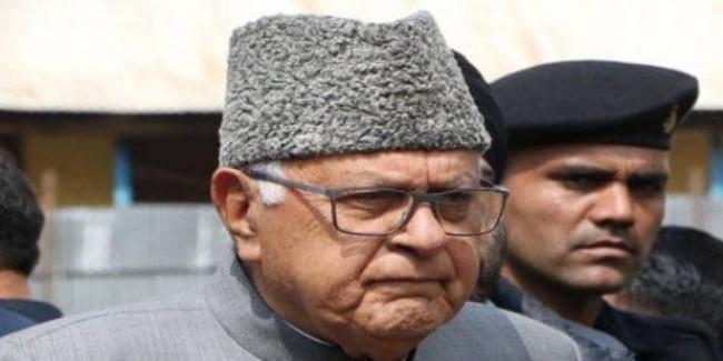 जम्मू-कश्मीर में राष्ट्रपति शासन की अवधि बढ़ाना गलत: फारूक अब्दुल्ला