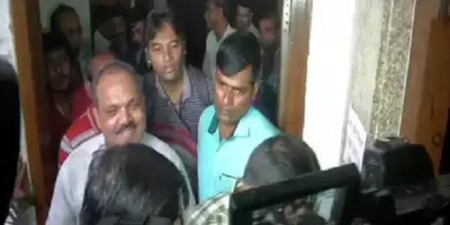 नारद स्टिंग: बीजेपी नेता मुकुल रॉय से सीबीआई ने की पूछताछ