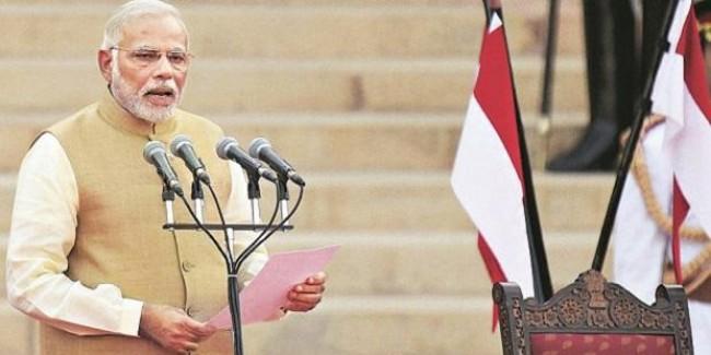 आज मोदी सरकार का शपथ ग्रहण, जुटेंगे देश-विदेश से मेहमान, ये है पूरा कार्यक्रम