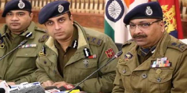 J-K: DGP दिलबाग सिंह बोले- घाटी में फिर चलेगा एंटी-टेरर ऑपरेशन