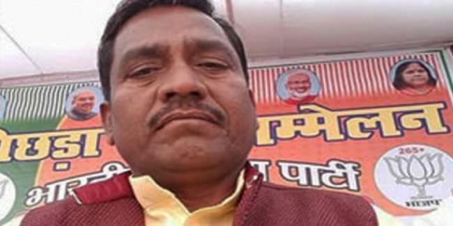 'सरकारी कर्मचारी सम्मान न करें तो जूता उतारकर मारिये', यूपी कार्यकर्ताओं से बोले BJP विधायक