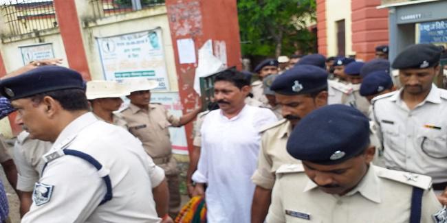 बाहुबली विधायक अनंत सिंह को कोर्ट ने न्यायिक हिरासत में भेजा, बेऊर जेल बना नया ठिकाना