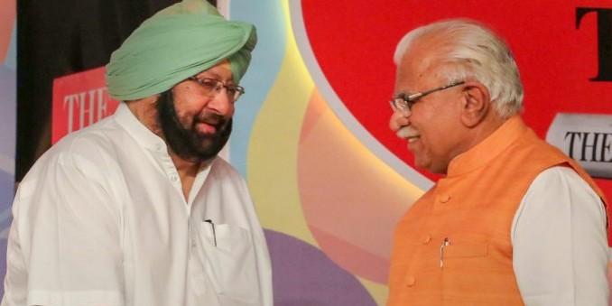 Punjab, Haryana CMs agree on inter-state meet on drugs on July 25