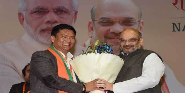 ILP regulations will be incorporated in CAB, says Shah as Arunachal says no to bill