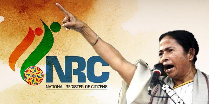 BJP Creating Atmosphere of Fear Over NRC: Mamata Banerjee Attacks BJP