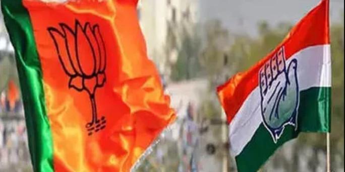 राजस्थान निकाय चुनाव: 36 निकायों पर जीती कांग्रेस, 12 पर खिला 'कमल'