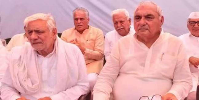 हुड्डा कर रहे दिल्ली में समर्थकों संग बैठक, हरियाणा कांग्रेस की लड़ाई में दबाव की रणनीति