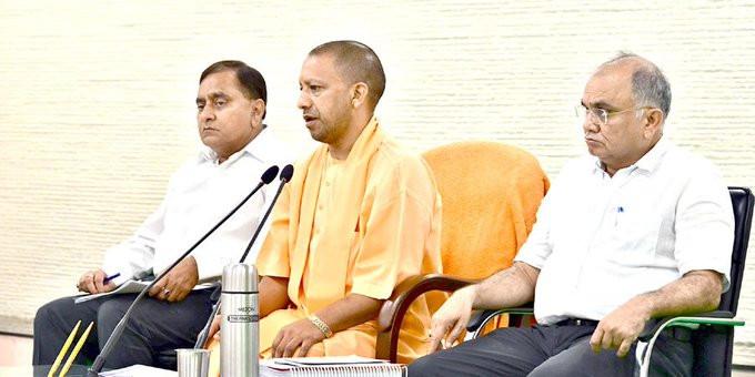 यूपी में एनआरसी लागू करने का फैसला सर्वे के बाद: मुख्यमंत्री योगी आदित्यनाथ