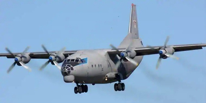 IAF intercepts An-12 aircraft coming from Pakistan, forced to land at Jaipur airfield