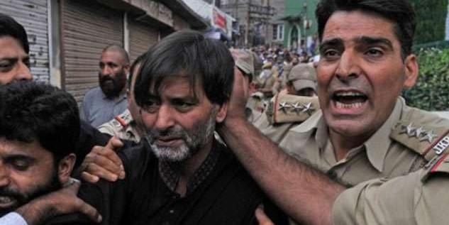पूर्व CM की बेटी का अपहरण व 5 सैनिकों की हत्या मामले में टाडा कोर्ट में पेश होगा यासीन मलिक