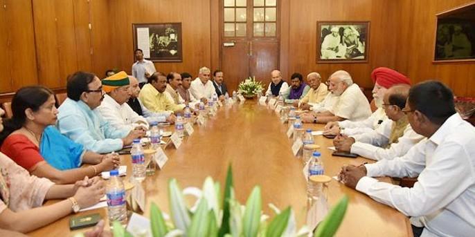 GoI clears Jammu & Kashmir Reservation (Amendment) Bill providing govt jobs to Pahari community
